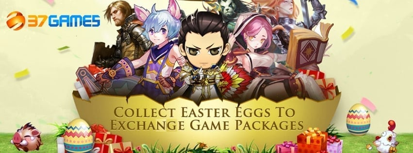 37Games Easter event