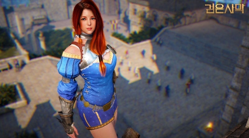 Black Desert Upcoming Valkyrie Character And New Island