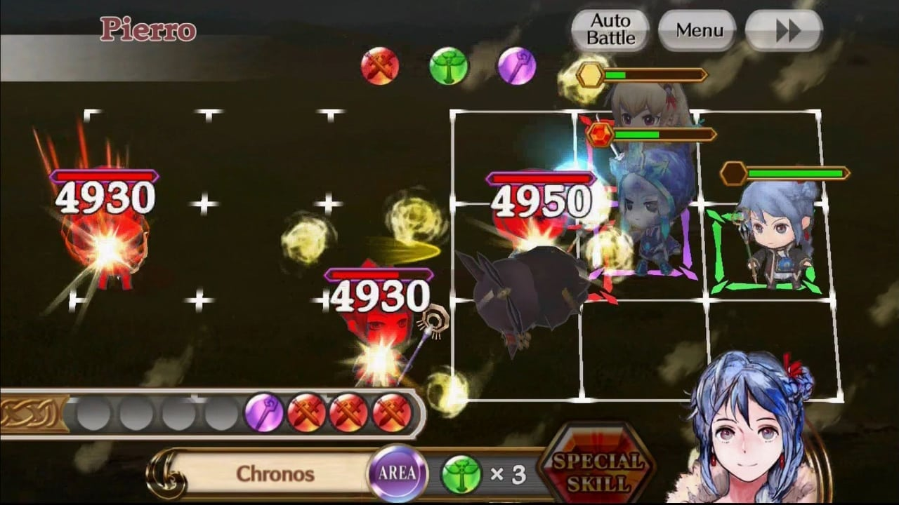 Chain Chronicle - Sage's Gauntlet screenshot 2