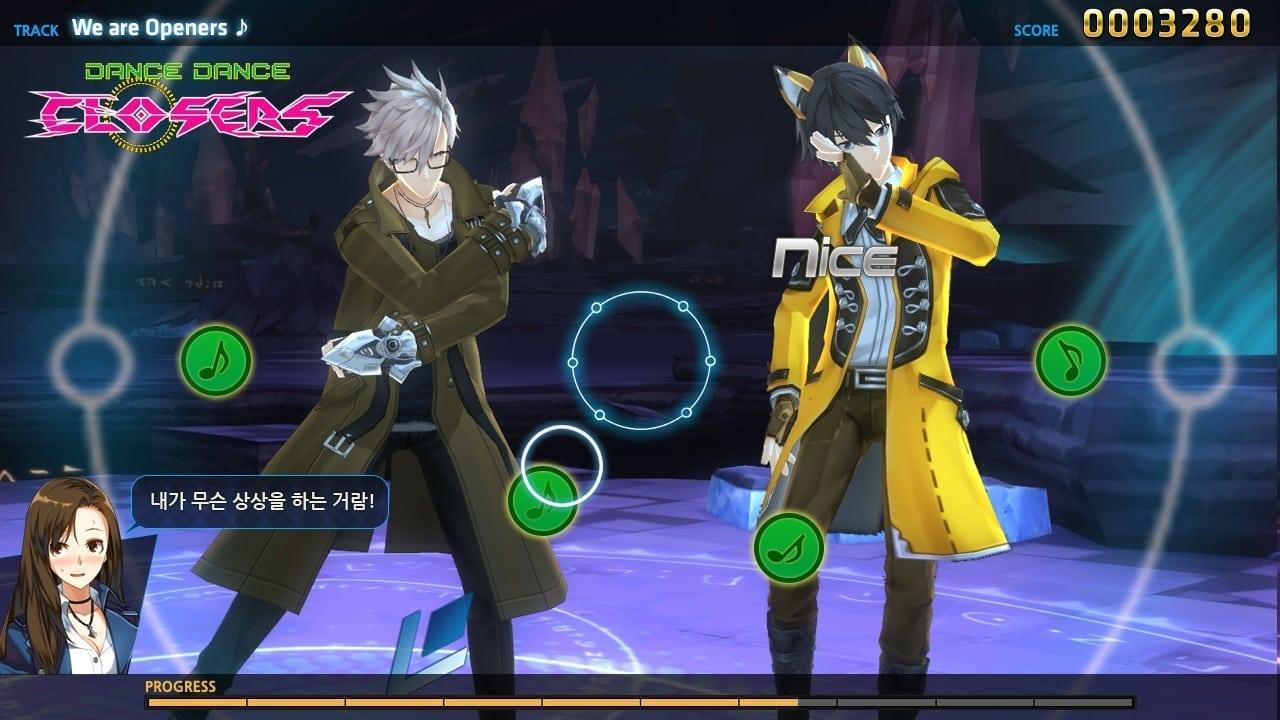 Dance Dance Closers screenshot 4