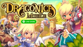 Dragonica Mobile LINE