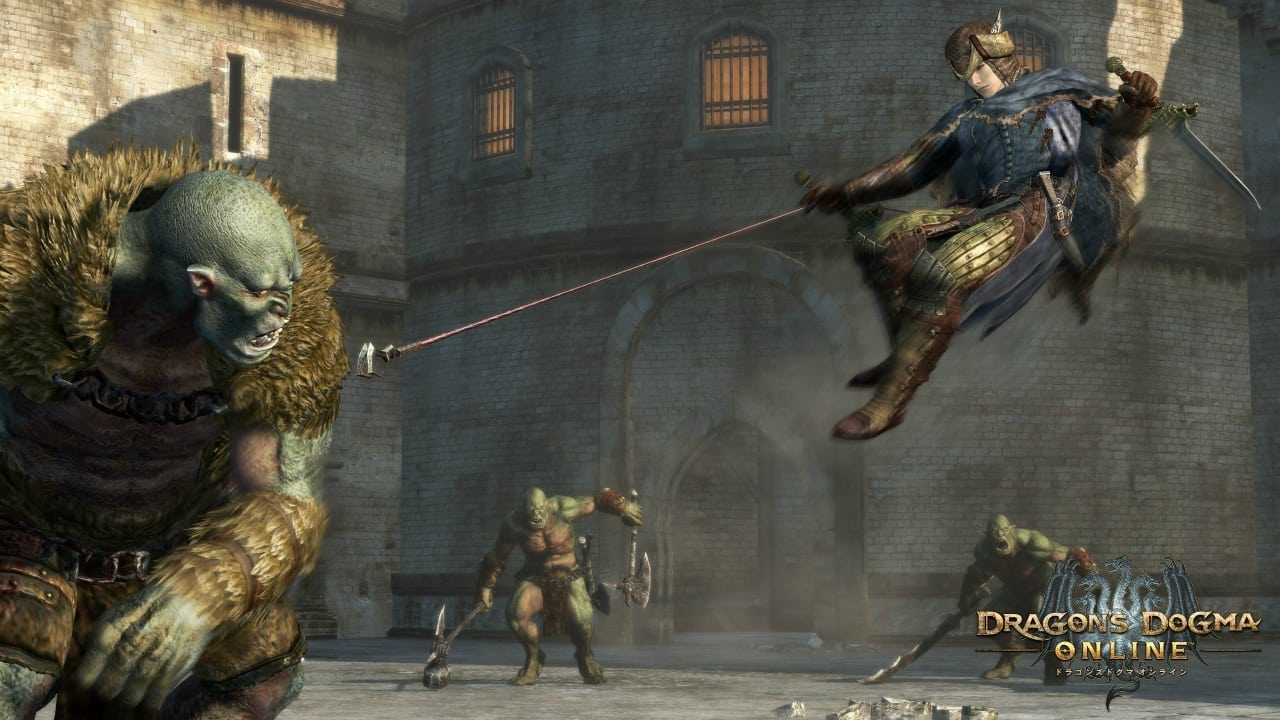 Dragon's Dogma Online - Seeker screenshot 1