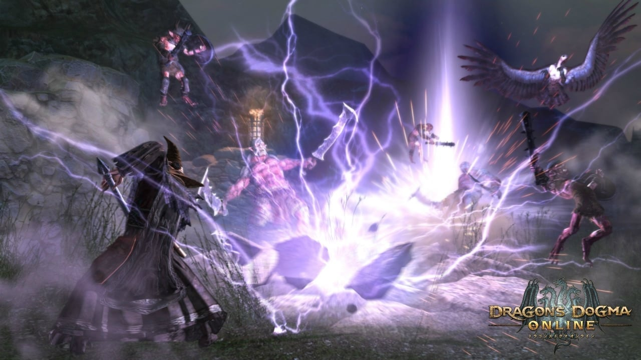 Dragon's Dogma Online - Sorcerer screenshot 1