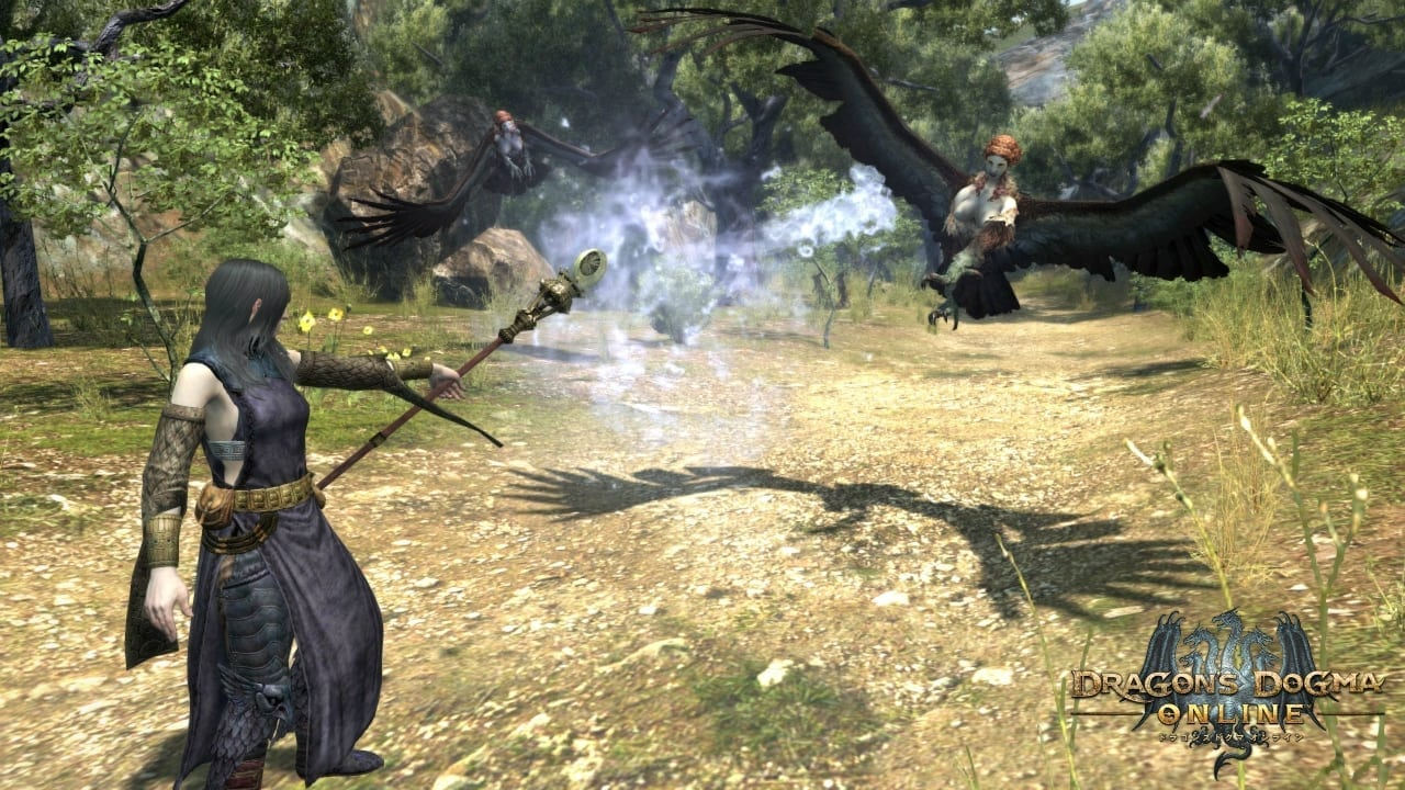 Dragon's Dogma Online - Sorcerer screenshot 2