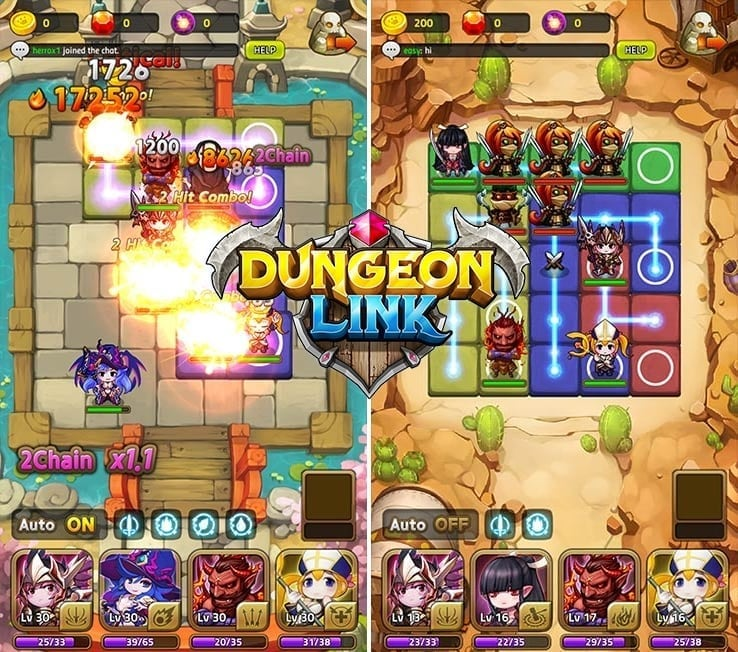 Dungeon Link image 1