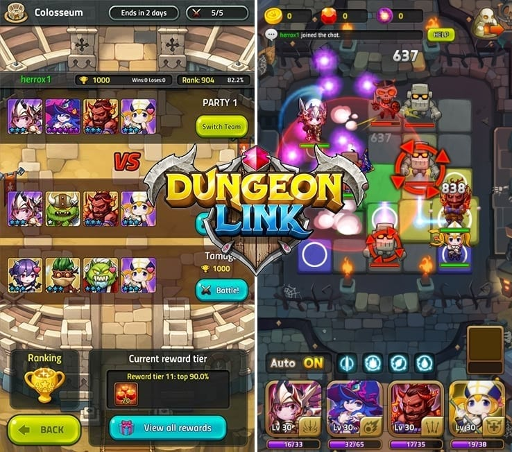 Dungeon Link image 3