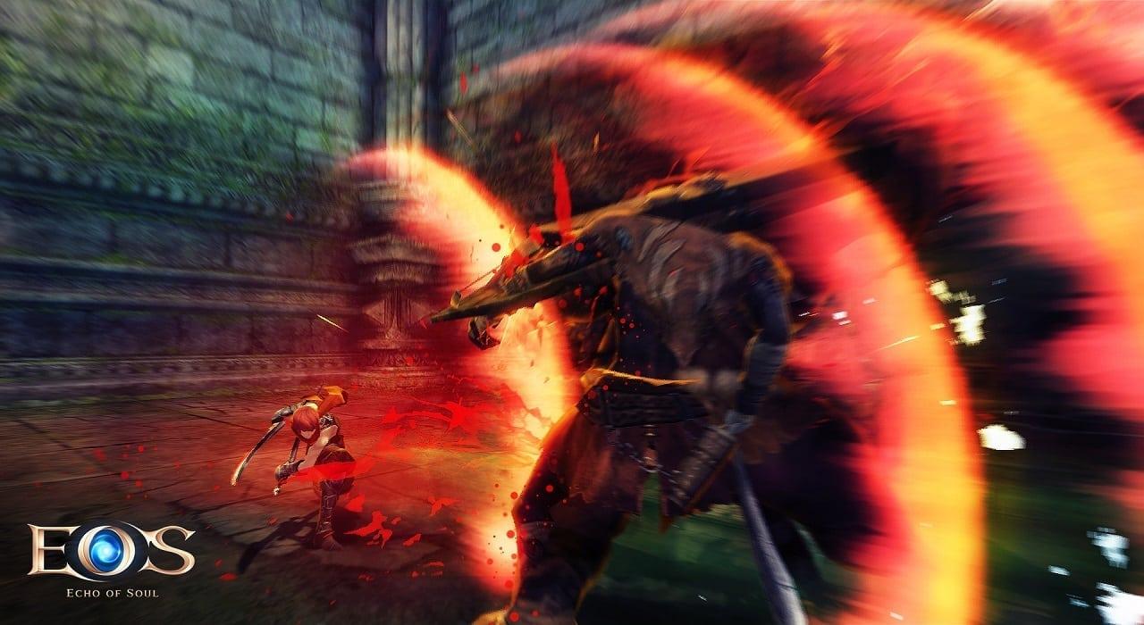 Echo of Soul - Rogue combat