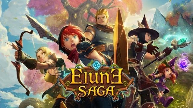 Elune Saga poster