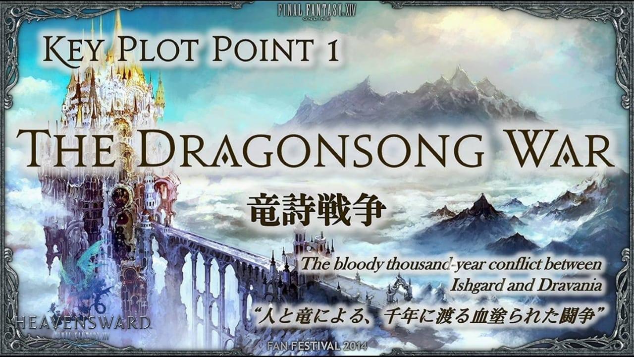 Final Fantasy XIV Heavensward - Story plot