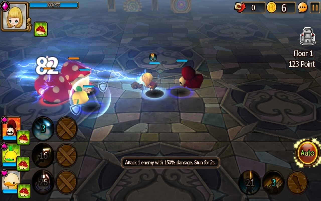 Heart Castle screenshot 1