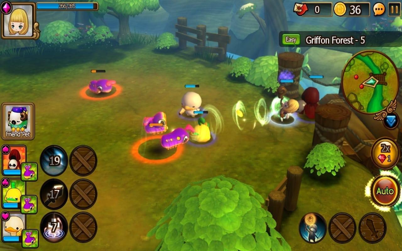 Heart Castle screenshot 2