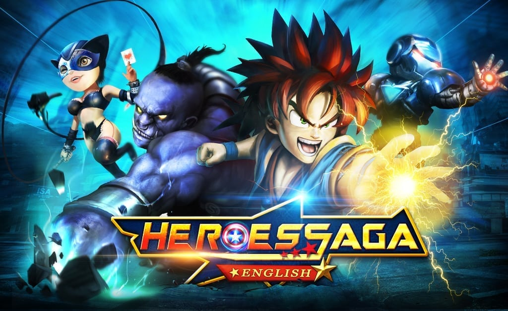 hero saga online