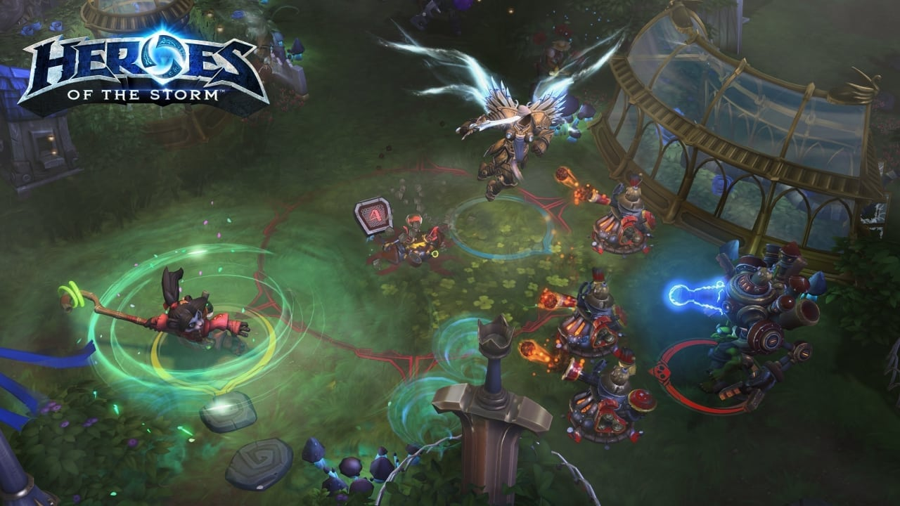 Heroes of the Storm screenshot 2