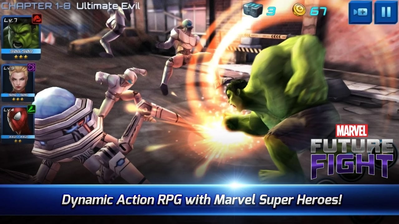 Marvel Future fight image 2