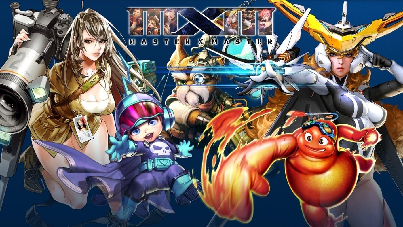 Master X Master image