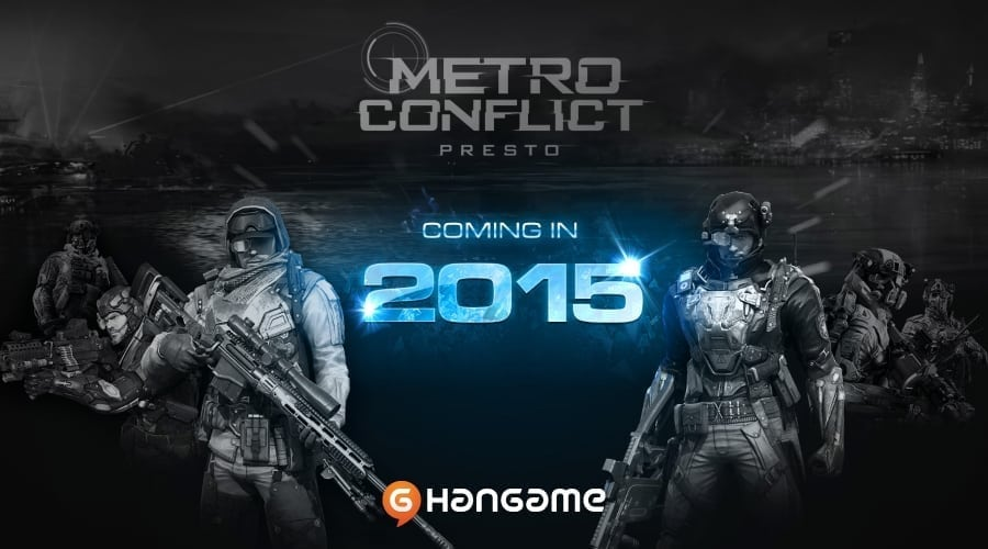 Metro Conflict Korea