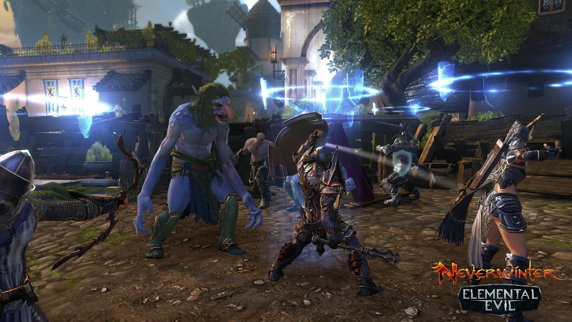 Neverwinter - Paladin screenshot 1