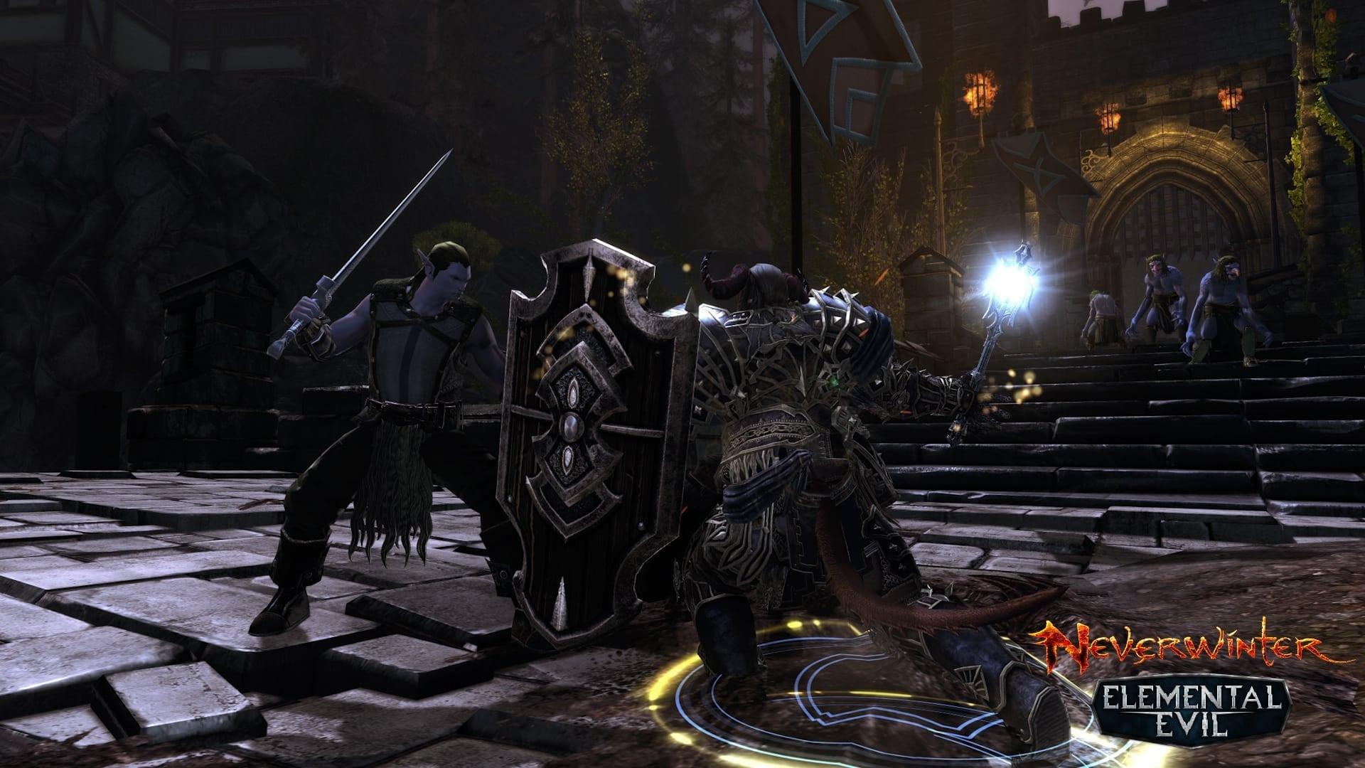 Neverwinter - Paladin screenshot 3