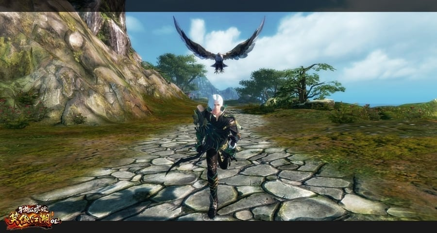 Swordsman Online China - Hermit class screenshot 2