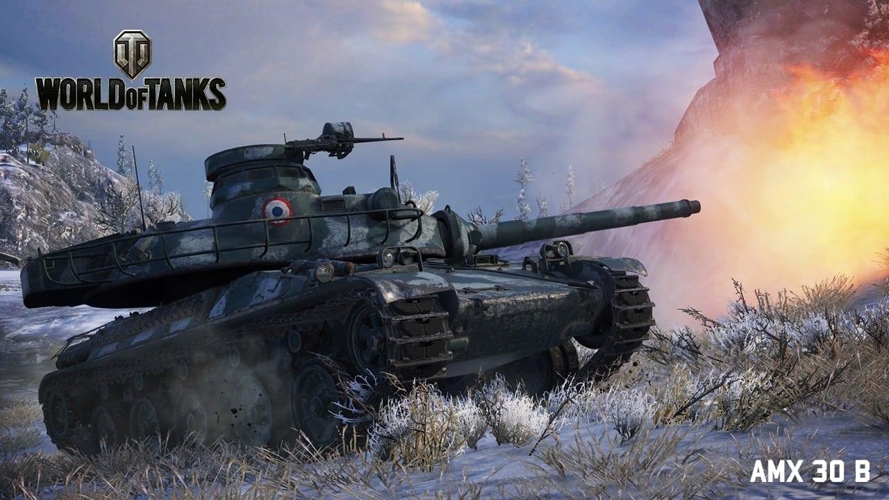 World of Tanks - AMX 30 B