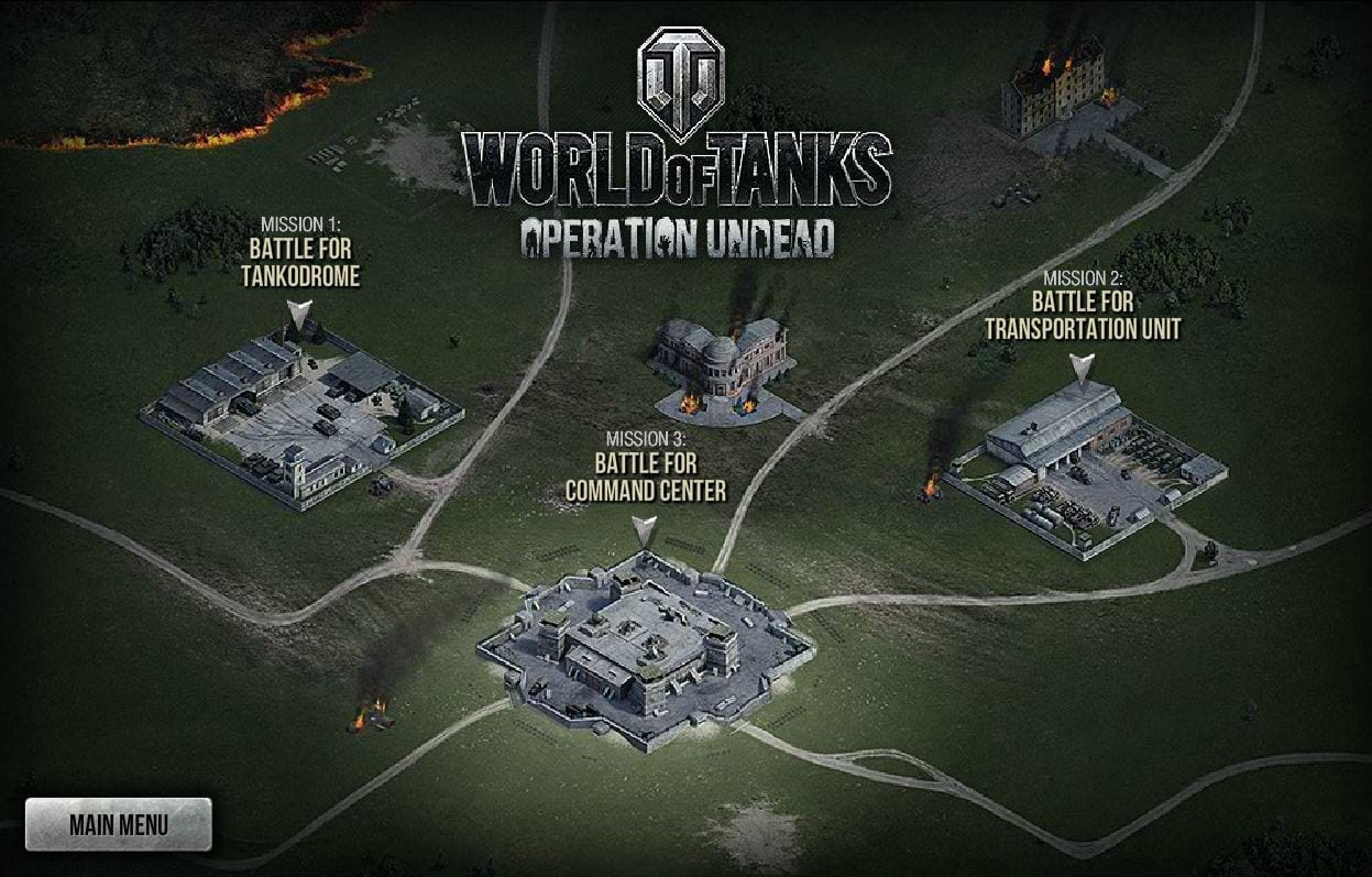 World of Tanks Operation Undead - Image 1