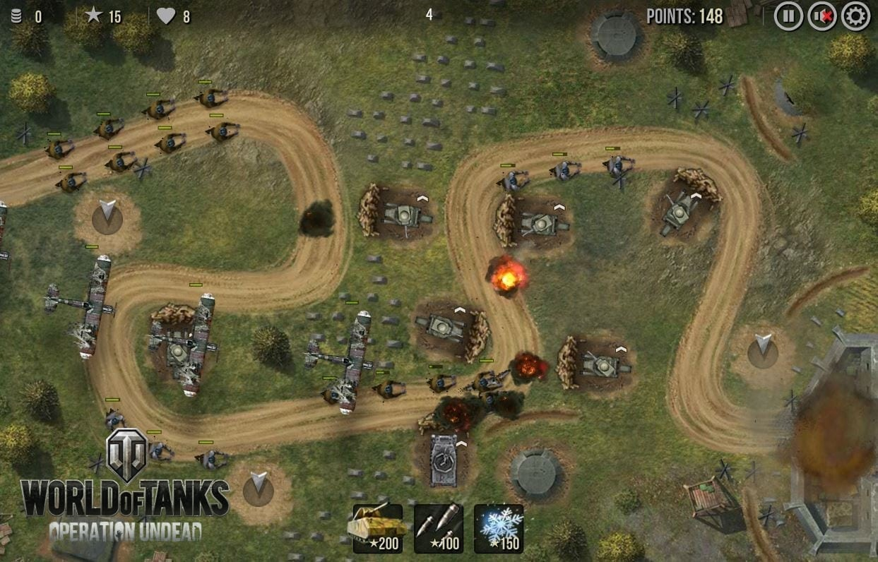 World of Tanks Operation Undead - Image 2