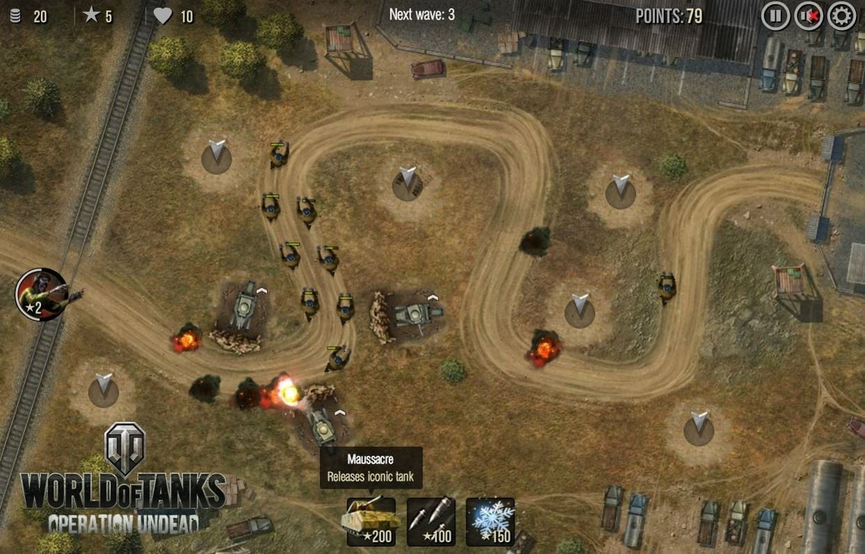 World of Tanks Operation Undead - Image 3