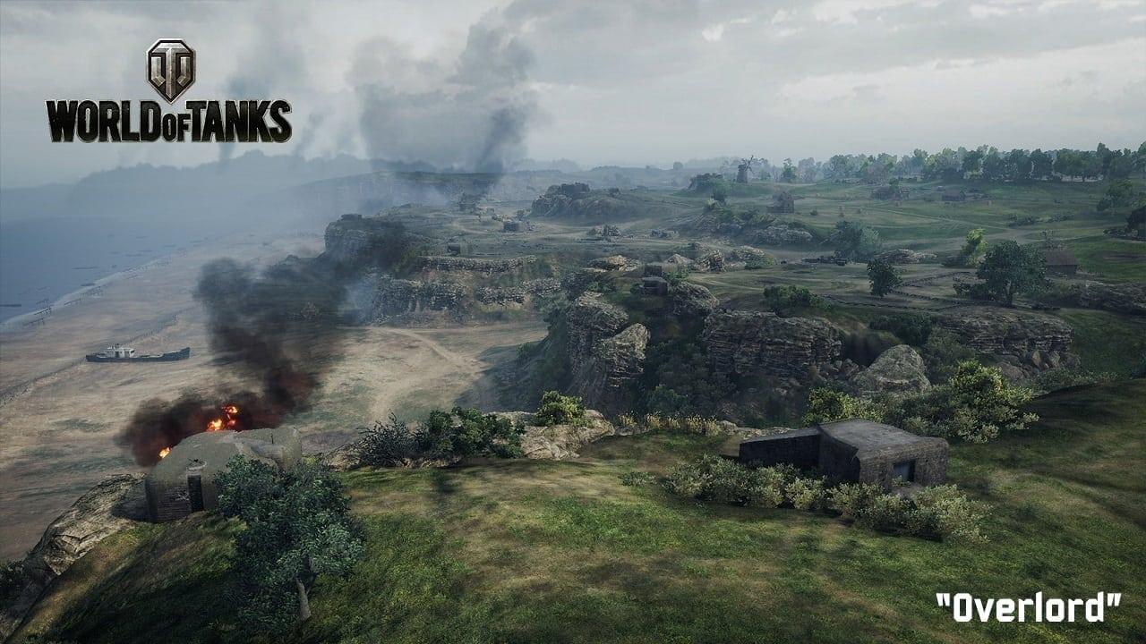 World of Tanks - Overlord map screenshot 1