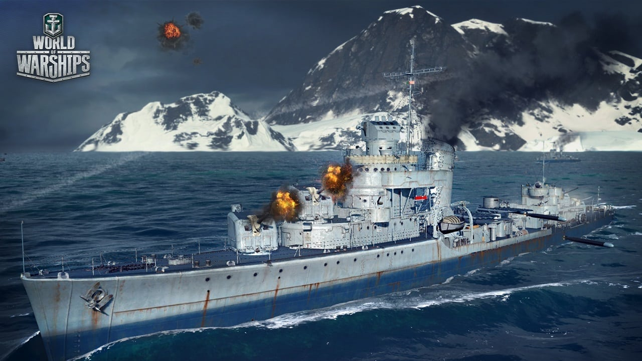 World of Warship - Sims