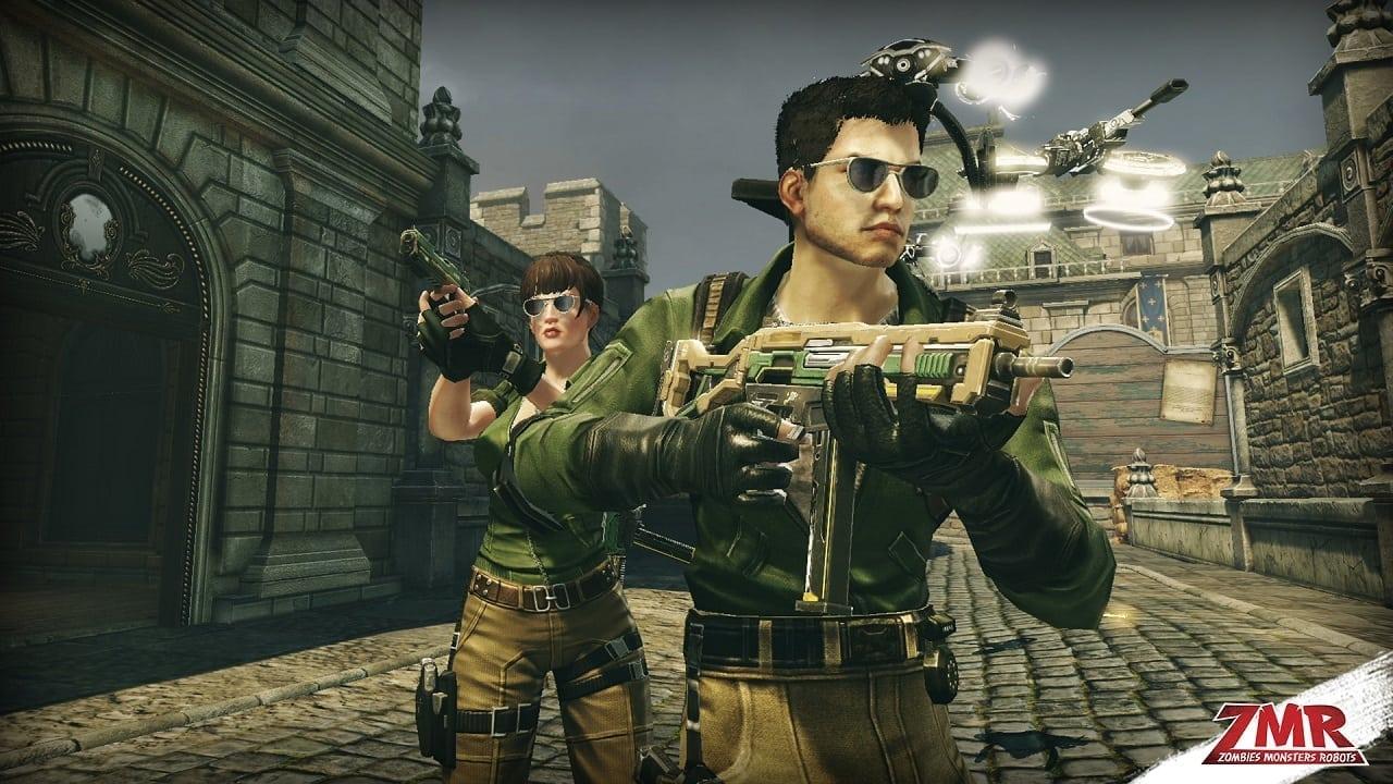 ZMR Game of Drones screenshot 2
