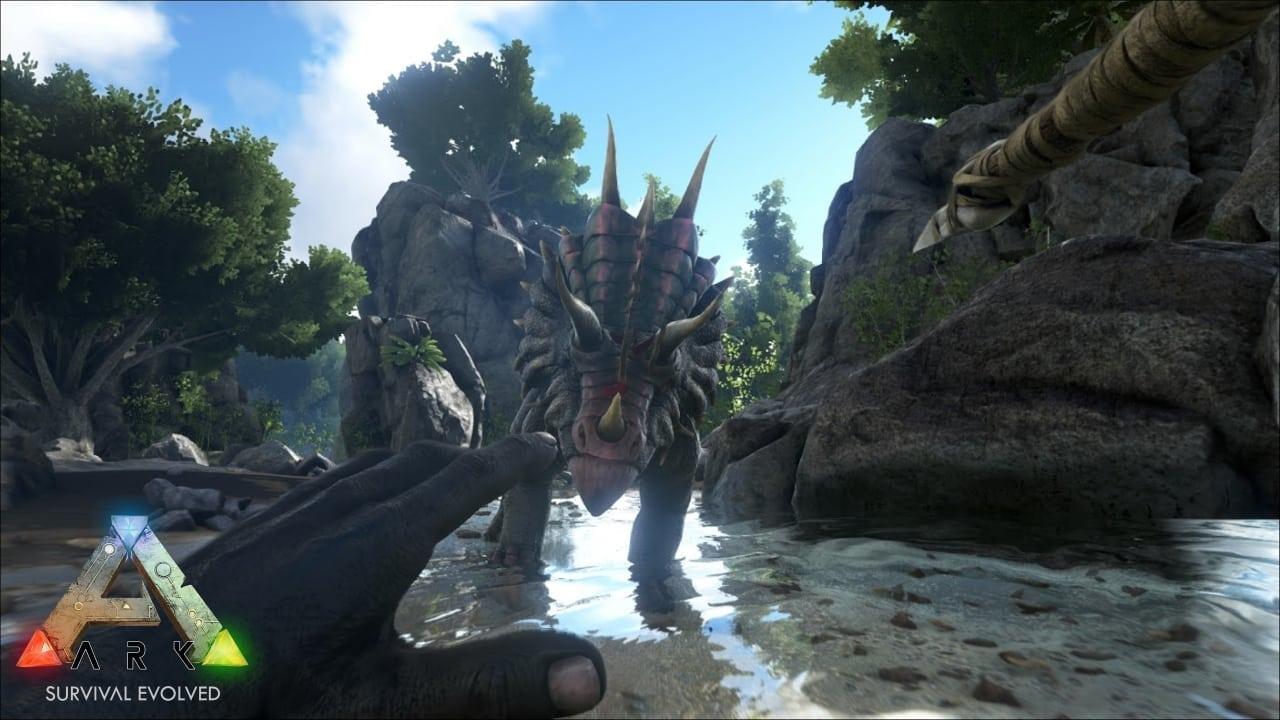 ARK screenshot 3