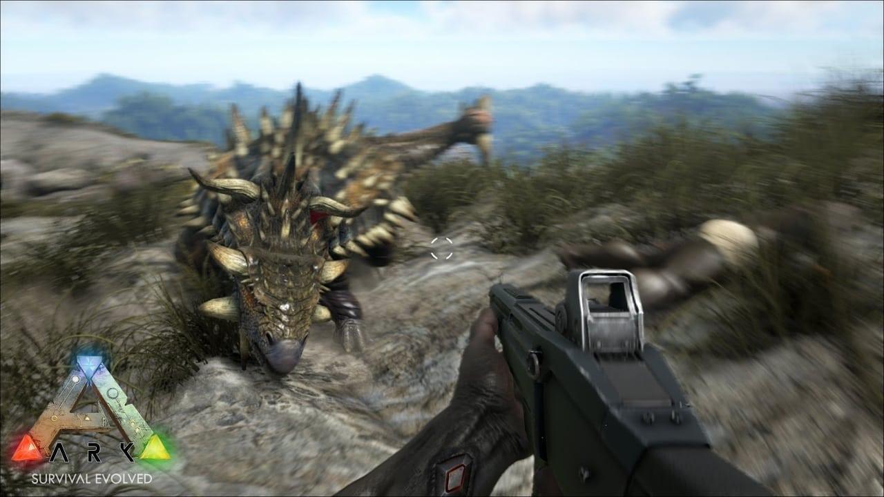 ARK screenshot 4