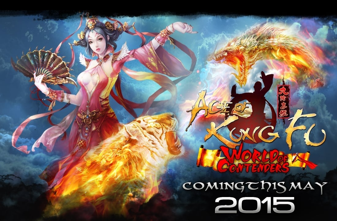 Age of Kungfu World of Contenders poster