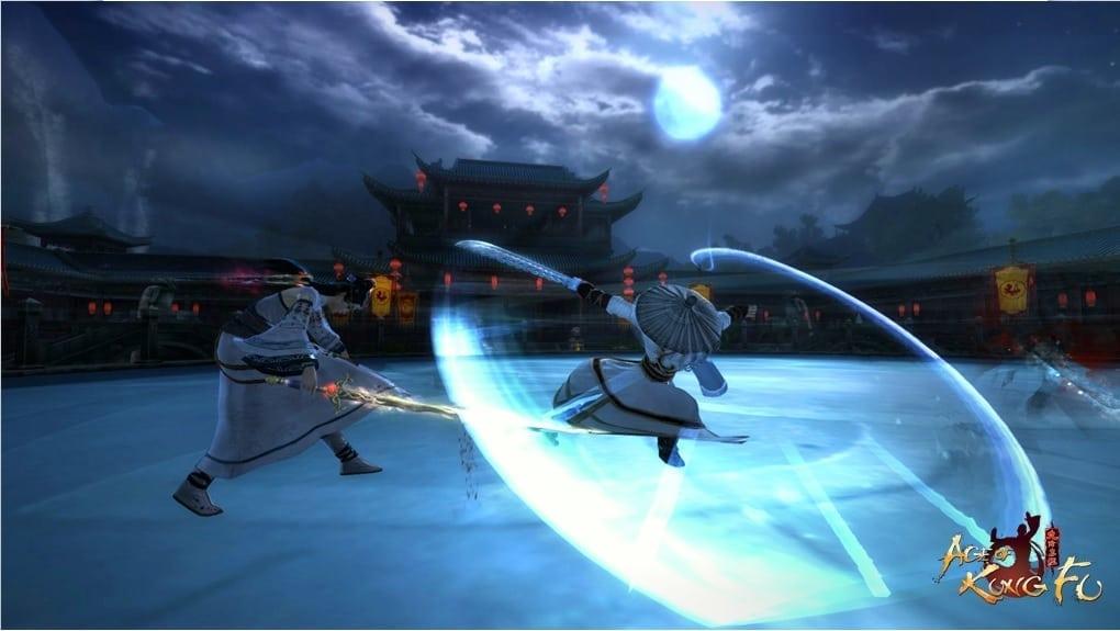 Age of Kungfu World of Contenders screenshot