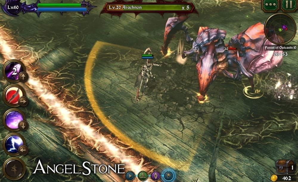 Angel Stone screenshot 2