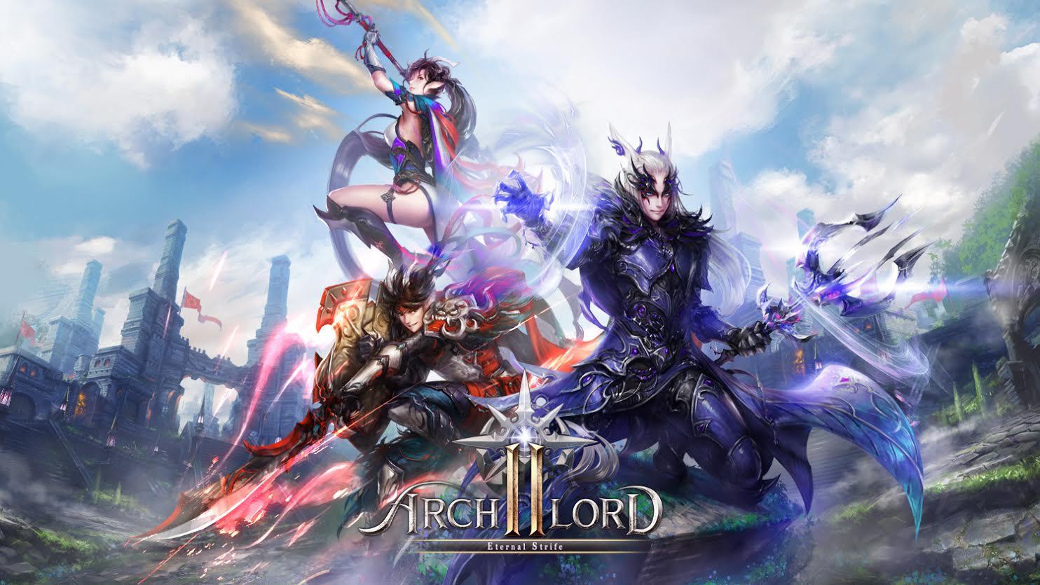 Archlord 2 Guild Battle key art