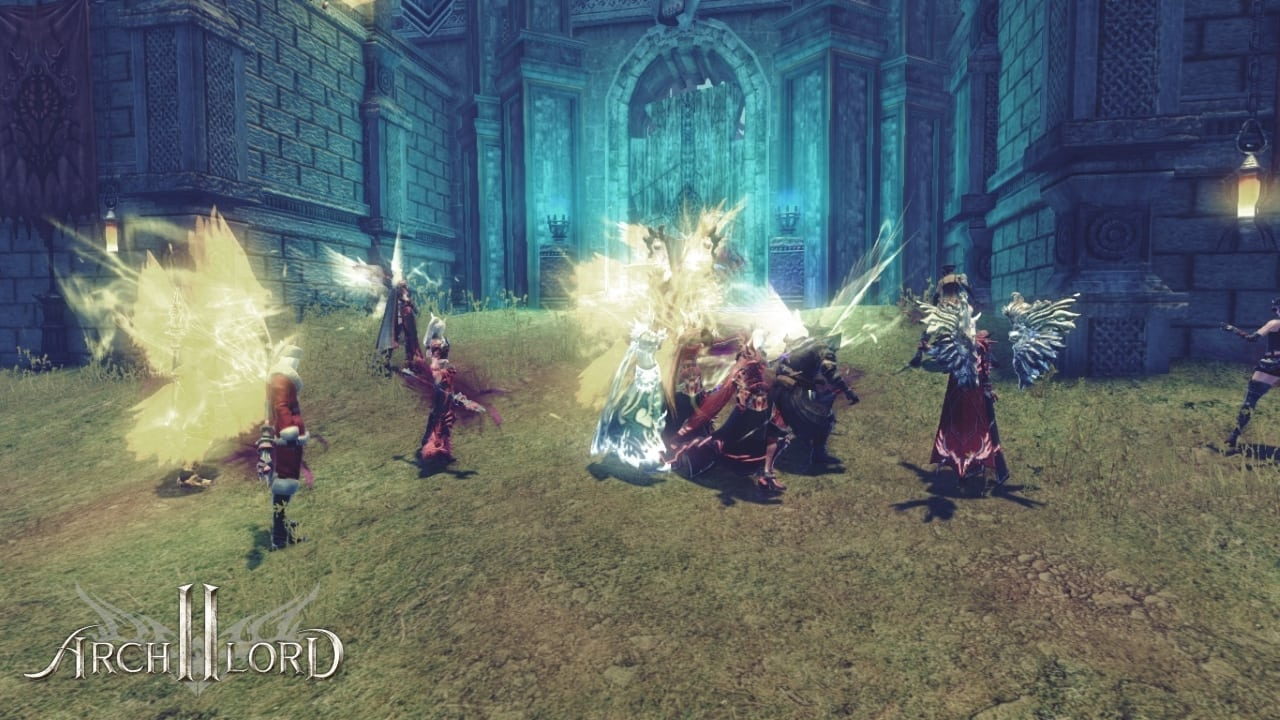 Archlord 2 Guild Battle screenshot 1