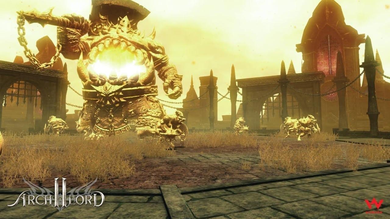 Archlord 2 Guild Battle screenshot 3