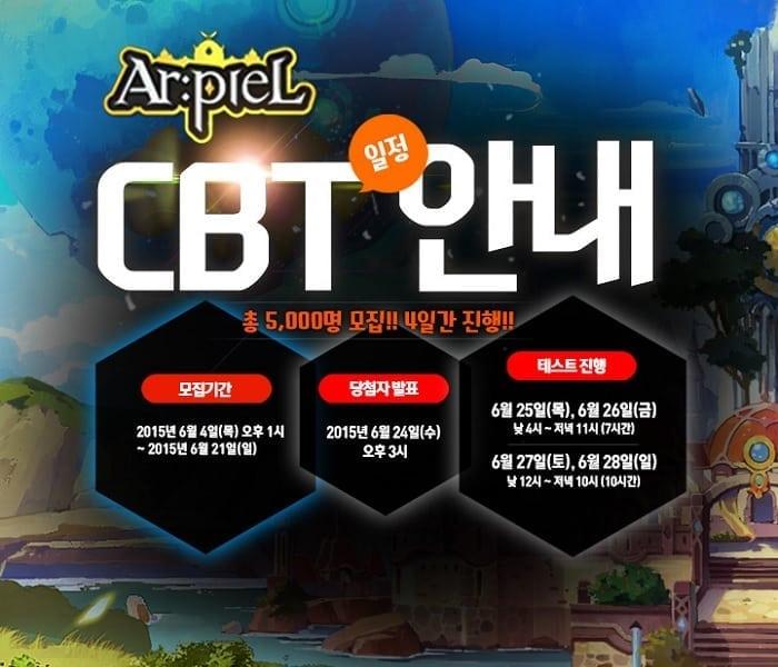 Arpiel Closed Beta 2