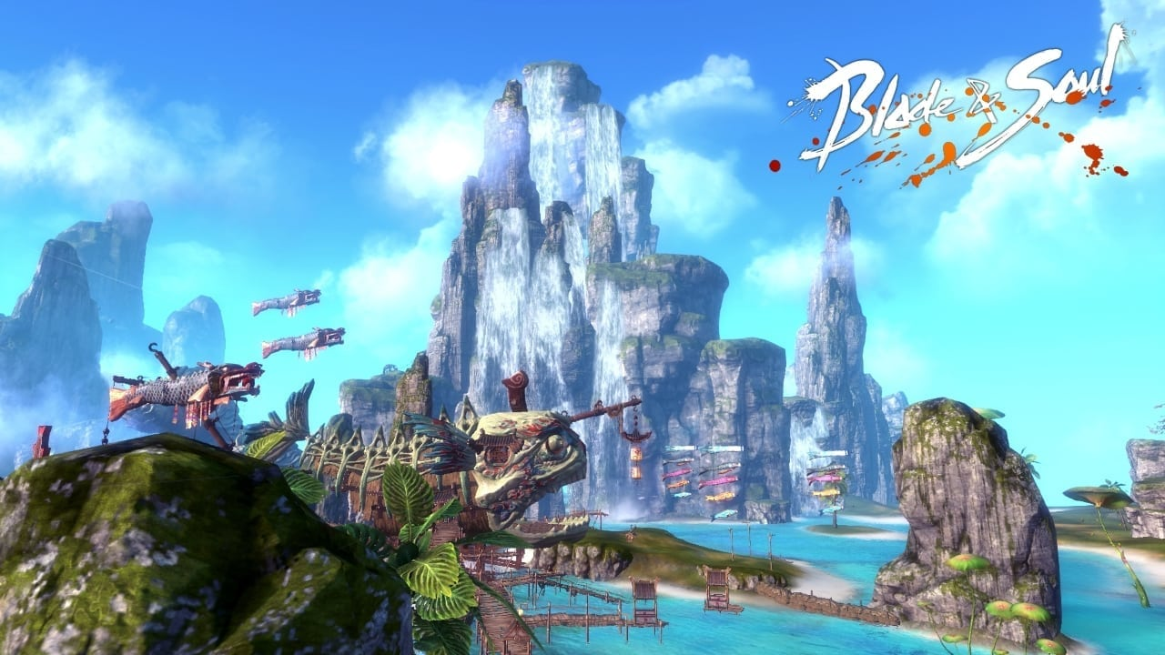 Blade & Soul screenshot 1