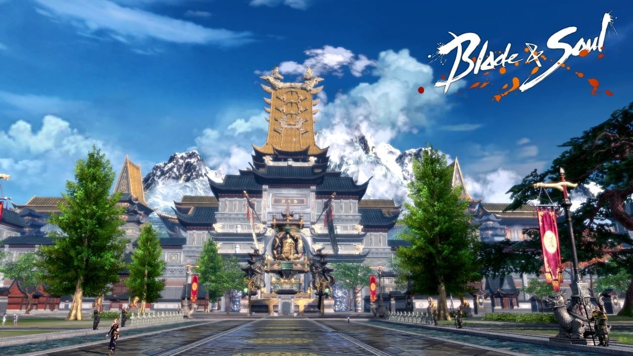 Blade & Soul screenshot 2
