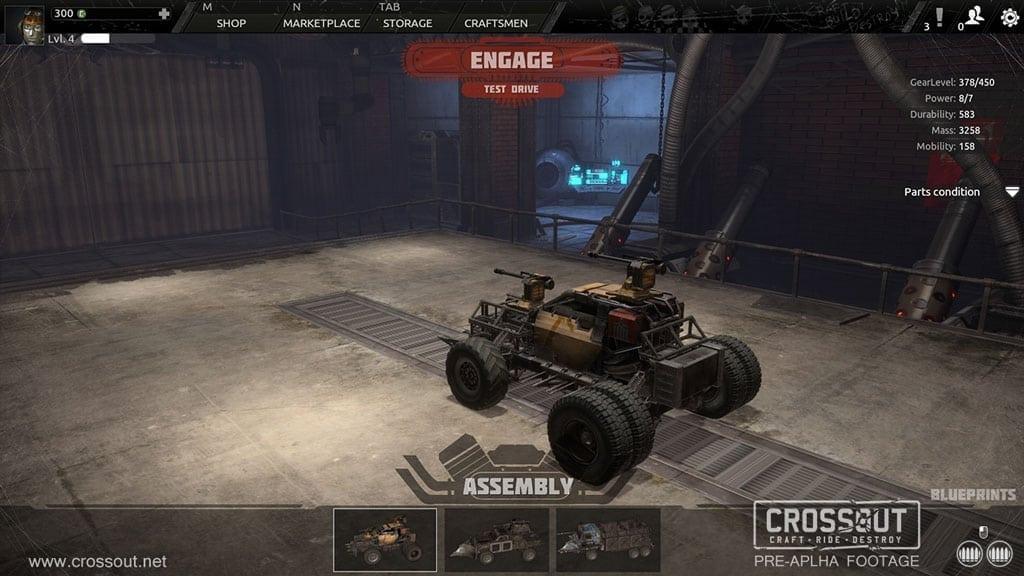 Crossout screenshot 3