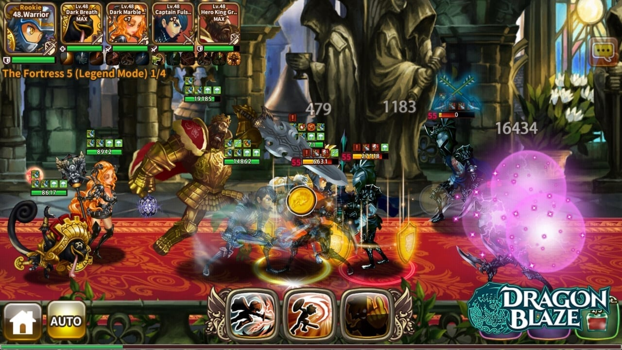 Dragon Blaze screenshot 2