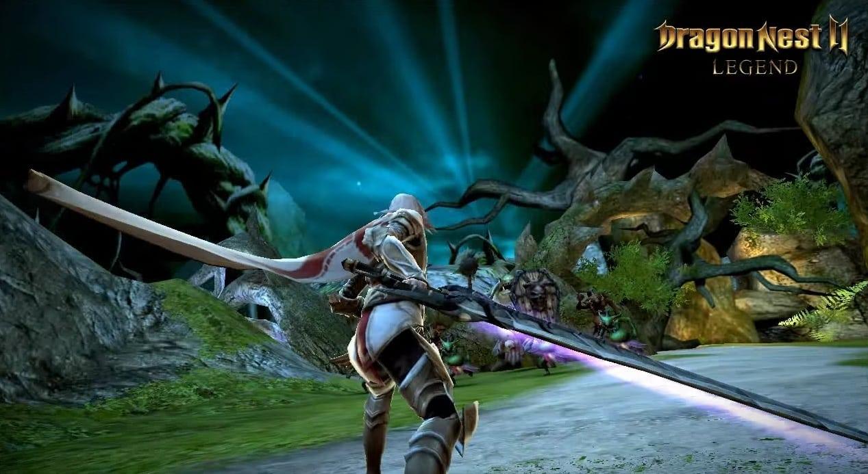 Dragon Nest 2 Legend screenshot 1