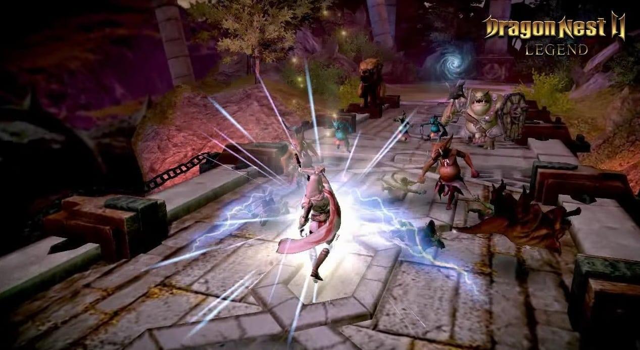 Dragon Nest 2 Legend screenshot 2