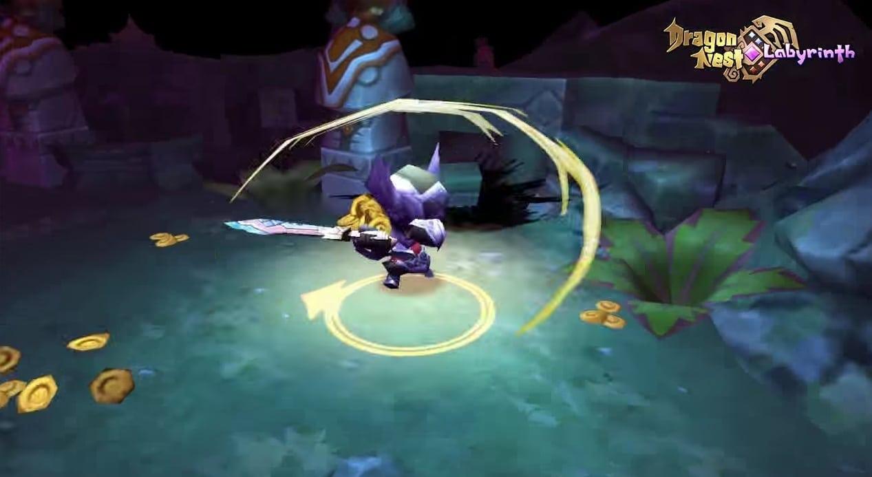 Dragon Nest Labyrinth screenshot 1