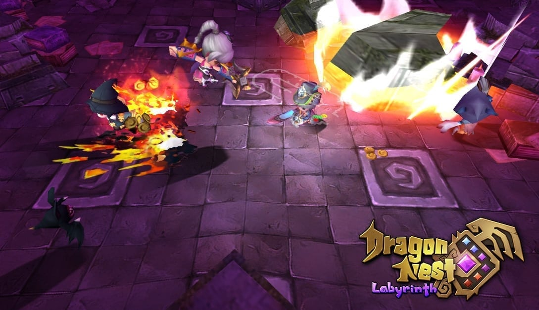 Dragon Nest Labyrinth screenshot 2
