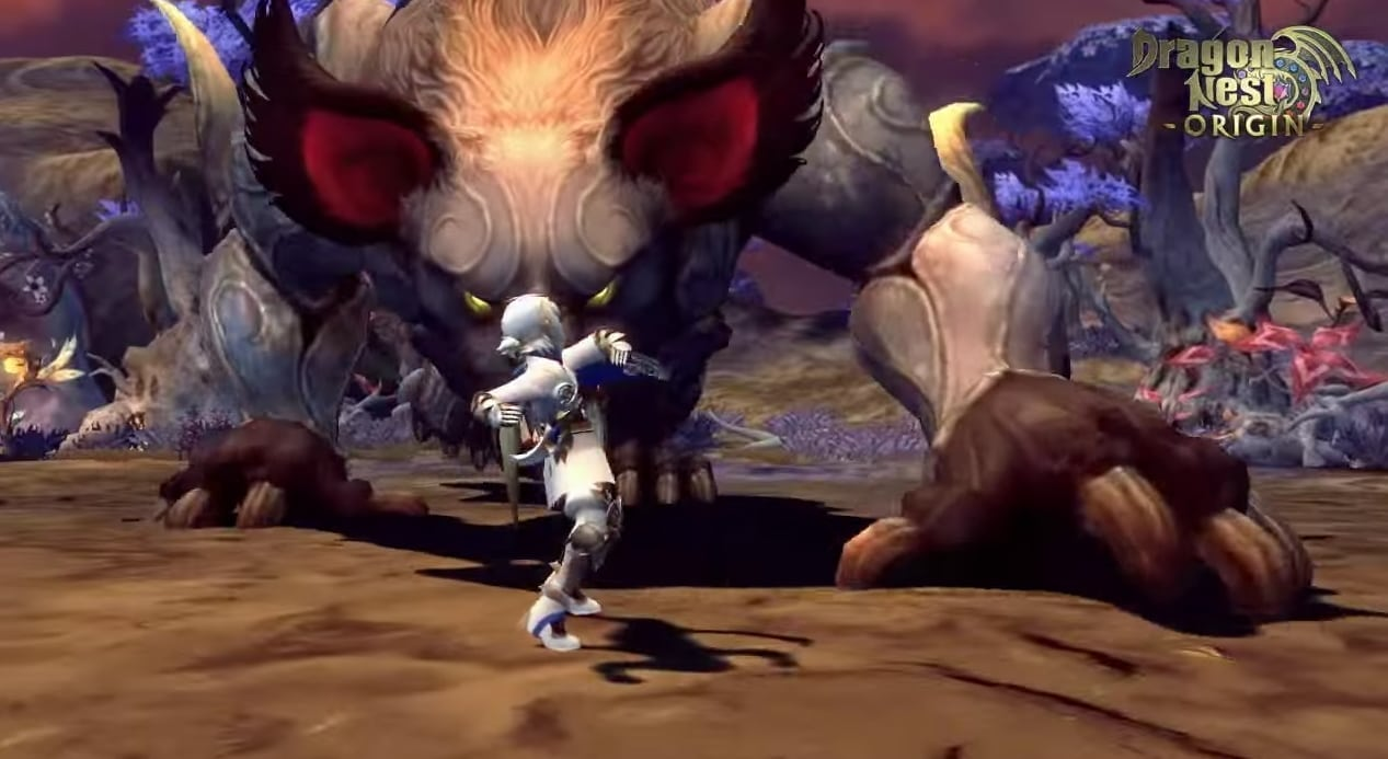 Dragon Nest Origin screenshot 2
