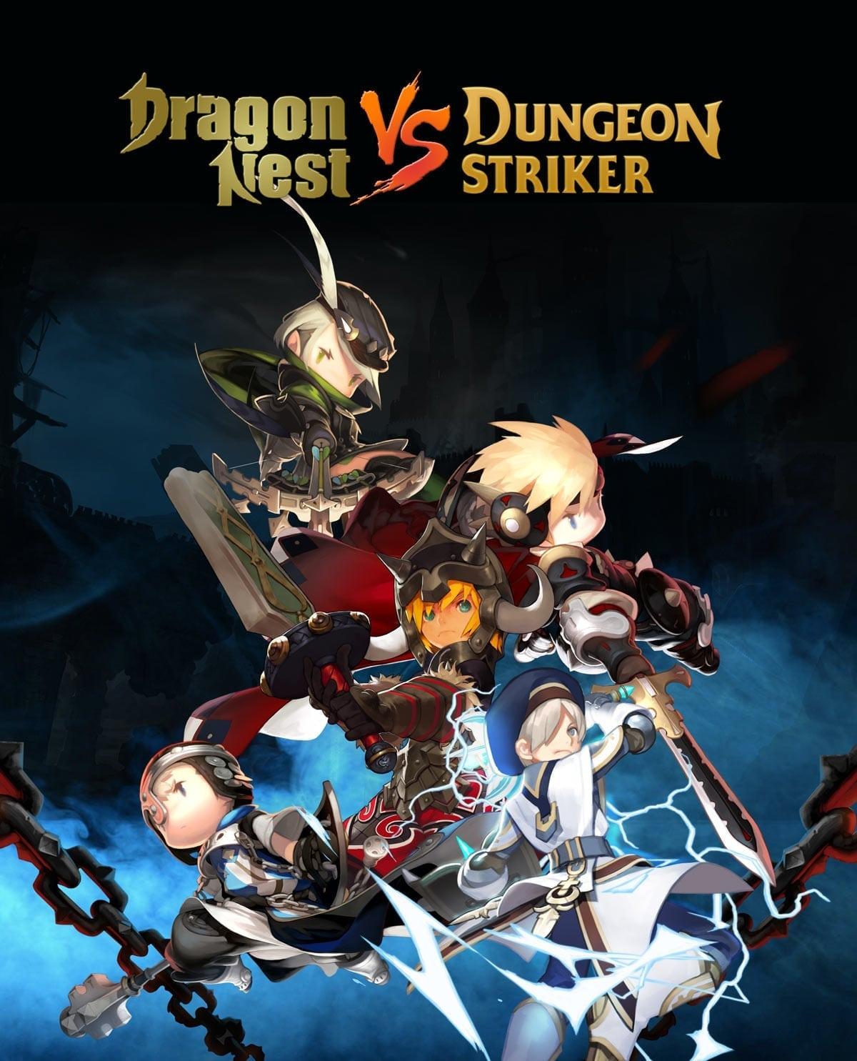 Dragon Nest vs Dungeon Striker