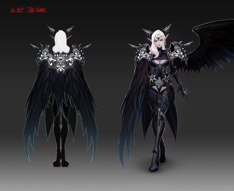 Fantasy Frontier - Demon Queen